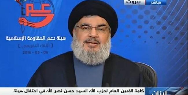 نصرالله: أمامنا شهور صعبة لان السعودي يراهن على الانتخابات الاميركية