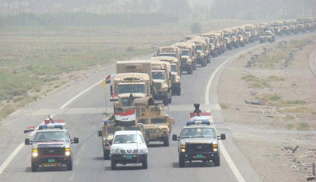 """الجيش العراقي يبدأ عملية عسكرية """"واسعة النطاق"""" في صحراء الأنبار"""