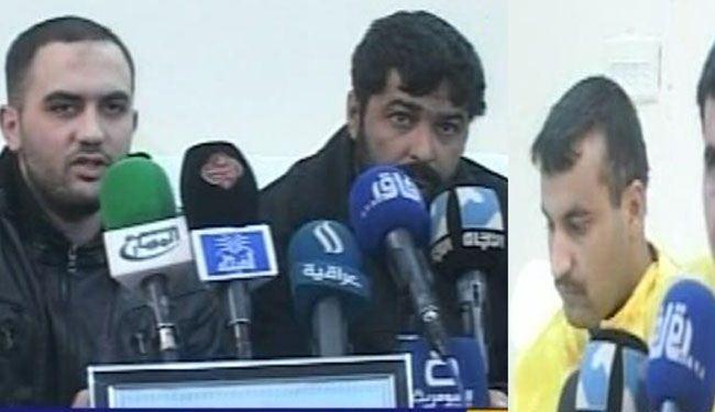بالفيديو/ارهابيون: تسلمنا السيارات المفخخة من ساحات اعتصام الأنبار
