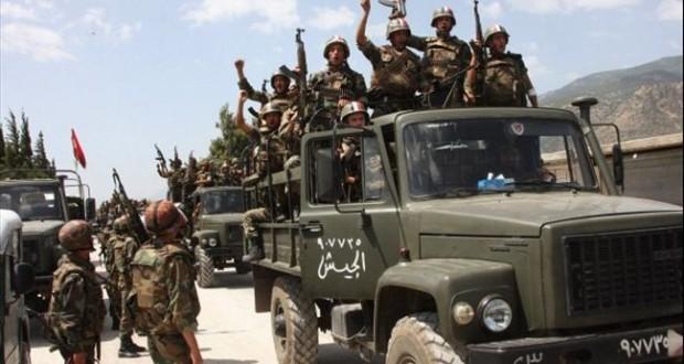 """الجيش يسيطر على طريق الشيخ مقصود ويستعيد """"جبانات حلب"""""""