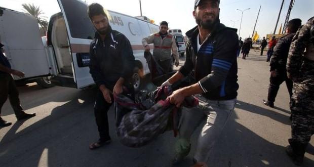 36 شهيدا حصيلة اعتداءات دامية استهدفت زوارا جنوب بغداد