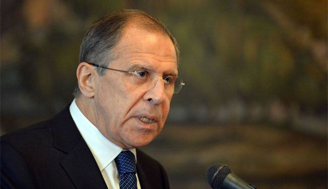 لافروف: إتفاق جنيف خطوة هامة اتخذت مساراً إيجابياً