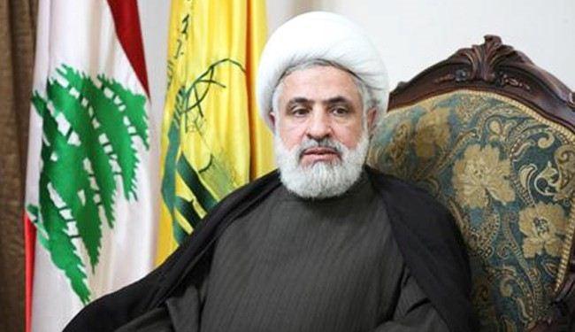 قاسم يؤكد ضرورة التوصل لحل سياسي للازمة بسوريا