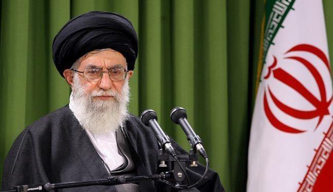 آية الله خامنئي: الأعداء وقفوا اليوم بكل قوة في مواجهة الثورة