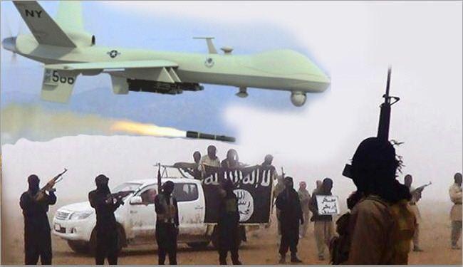 """لاول مرة..طائرات من دون طيار تلاحق """"داعش"""" بالعراق"""