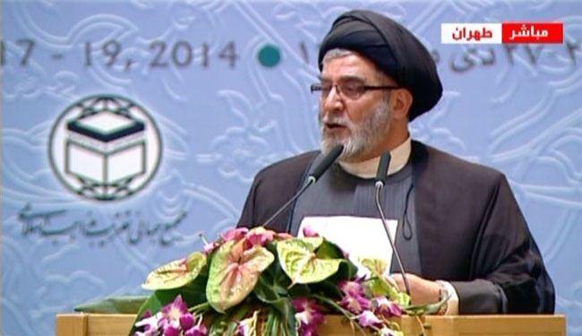 أمين السيد: تواجد حزب الله بسوریا تصد للحرب التي تستهدف الأمة
