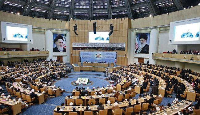 وزير الأوقاف الاردني يدعو من طهران لخطوات عملية للوحدة الاسلامية