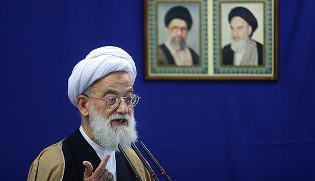 خطيب جمعة طهران: على علماء الاسلام مواجهة التكفيريين