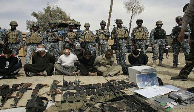 العراق يعتقل 7 سعوديين يقودون الجماعات الارهابية بالرمادي
