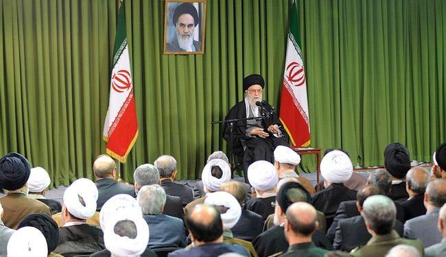 قائد الثورة: الغرب يخشى تحول الشعب الايراني إلى مصدر ملهم للعالم