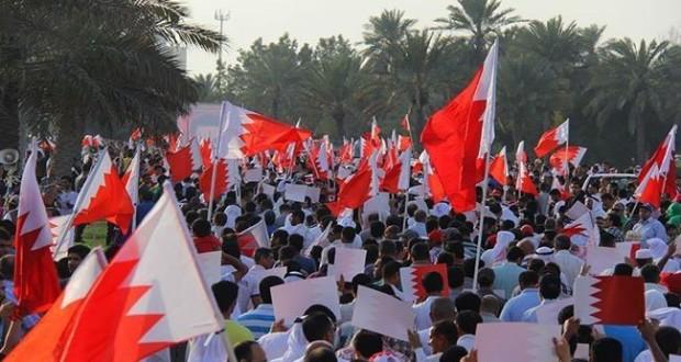 البحرينيون يضغطون بمسيرات حاشدة لخروج الاحتلال السعودي