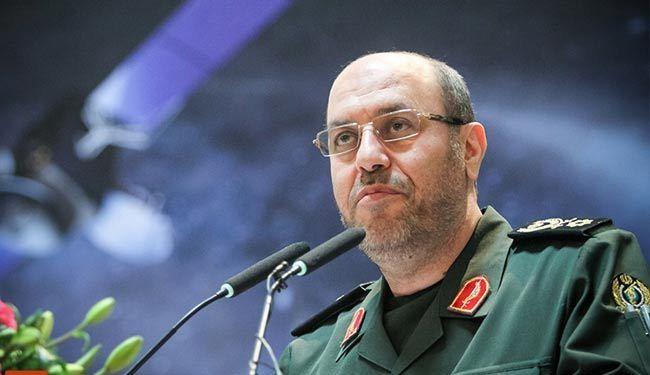 وزير دفاع ايران: قدرة المقاومة الفلسطينية الصاروخيىة تضاعفت الف مرة