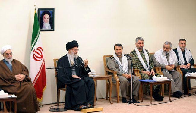 القائد: القضية الفلسطينية لازالت حية ونابضة رغم مؤامرات الاستكبار