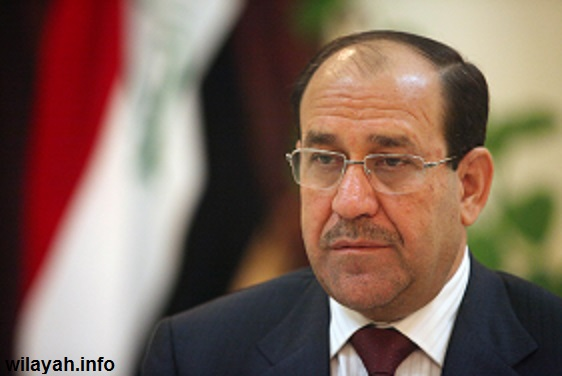 FILE - In this Feb. 28, 2010 file photo, Iraq's Prime Minister Nouri al-Maliki is seen during an interview with The Associated Press in Baghdad, Iraq. Iraq's prime minister says his country will purchase 36 fighter jets from the United States, doubling the number Iraq was previously planning to buy. Prime Minister Nouri al-Maliki told reporters Saturday, July 30, 2011, in Baghdad that Iraq needs to be able to protect its sovereignty. (AP Photo/ Khalid Mohammed, File)