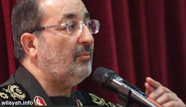 الاركان الايرانية: أميركا تدير مركز قيادة الحرب الإرهابية بالعراق