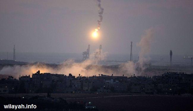 المقاومة تمطر الكيان الاسرائيلي بصواريخها وصفارات إنذار في 40 بلدة