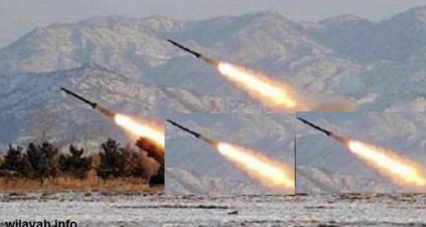 المقاومة الفلسطينية تدك كيان الاحتلال بـ117 صاروخا