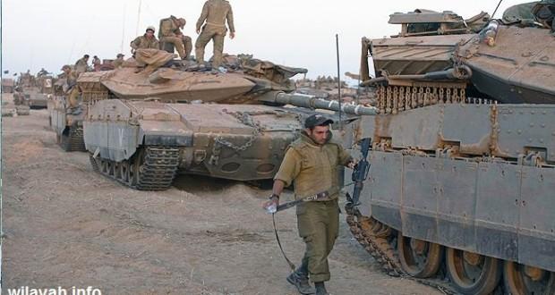 توغل اسرائيلي شمال وجنوب القطاع والمقاومة تؤكد جهوزيتها