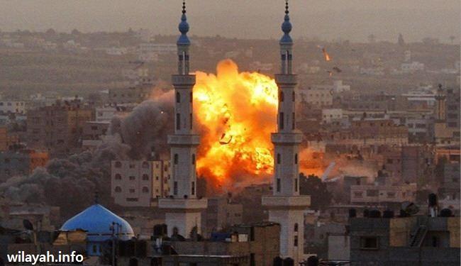 الاحتلال يخرق هدنة موقتة بغزة ويقترح احالة القطاع لادارة الامم المتحدة