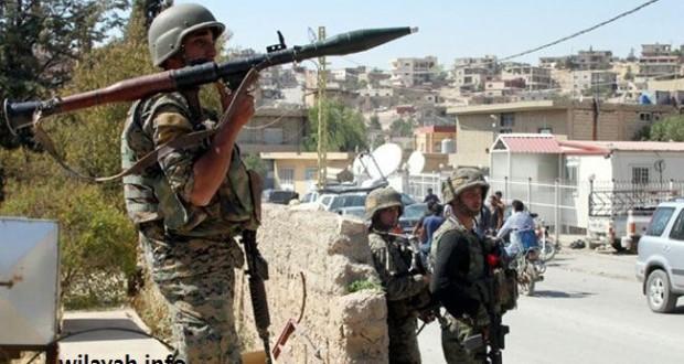 قتيل في معارك عنيفة بين الجيش اللبناني ومسلحين بعرسال