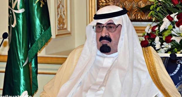 الملك السعودي يهنئ معصوم والجبوري والعبادي بتولي مناصبهم