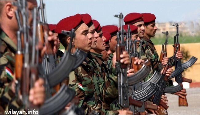 """البيشمركة تجبر داعش على الهروب من """"الشلالات"""" بالموصل"""