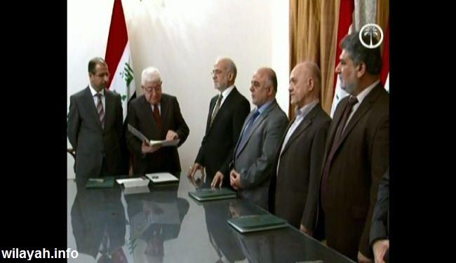 """""""التحالف الوطني"""" يرشح حيدر العبادي لرئاسة الوزراء العراقية"""