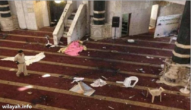 اعتقال مرتكبي مجزرة مسجد مصعب بن عمير بديالى العراقية