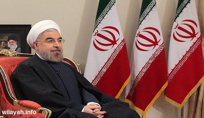 الرئيس روحاني: لن تتنازل عن حقوقنا النووية بما فيها حق التخصيب