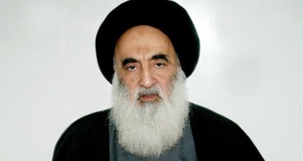 وفد مسيحي يزور المرجع السيستاني لبحث استهدافهم من داعش