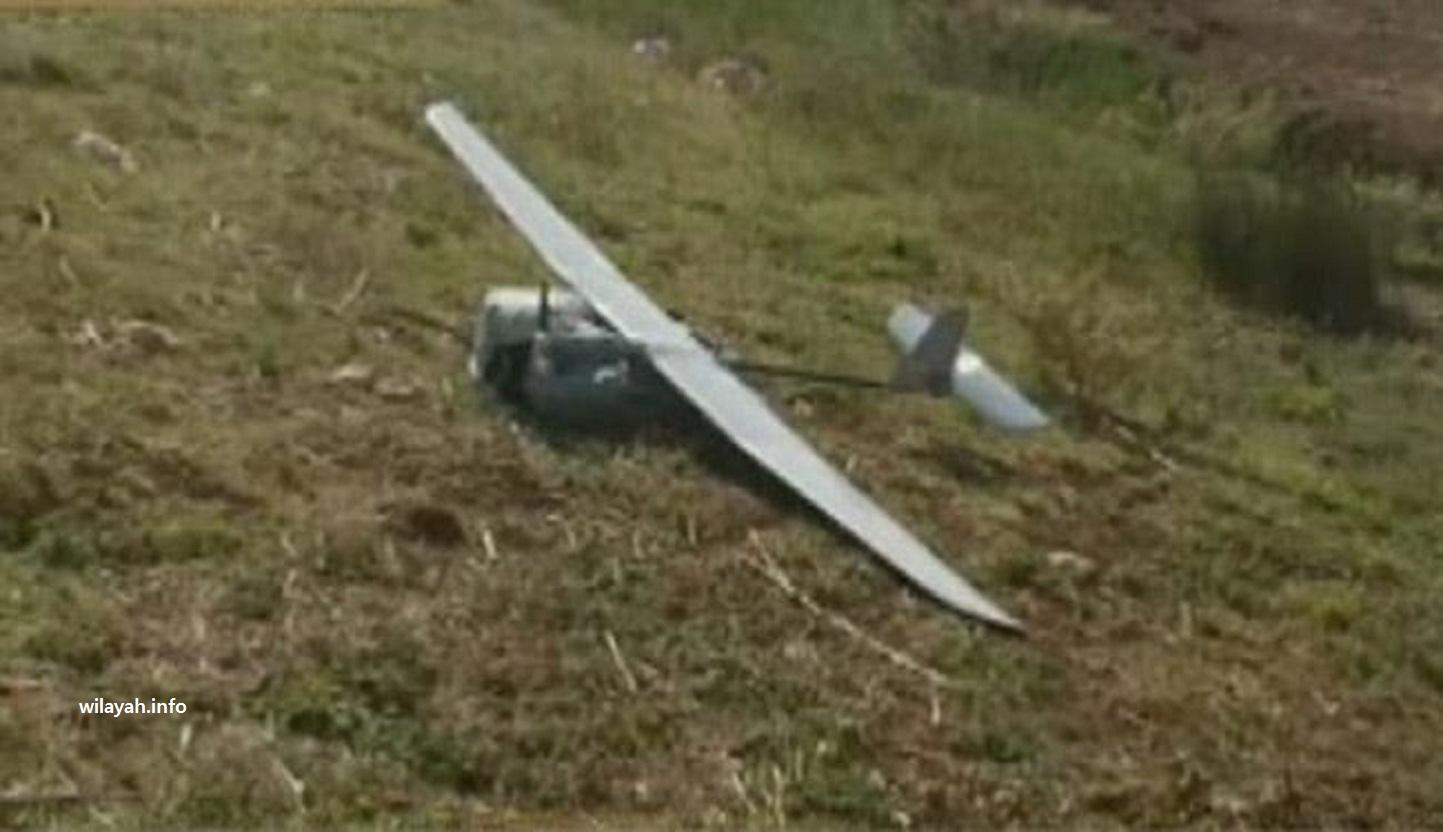 سقوط طائرة تجسس إسرائيلية انتهكت اجواء جنوب لبنان