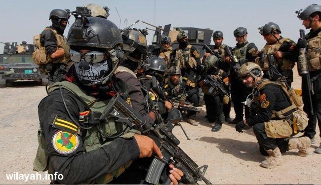 القوات العراقية تستعيد بلدة سليمان بيك من داعش