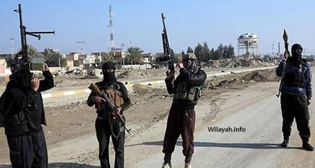جيش العراق والحشد الشعبي يحررون مصفاة بيجي النفطية