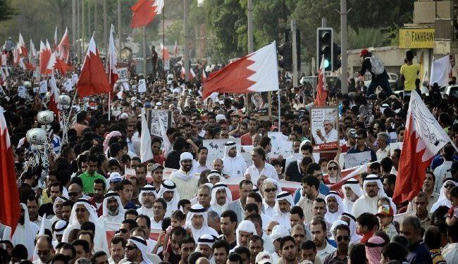 مسيرات حاشدة بانحاء البحرين تضامناً مع المعتقلين