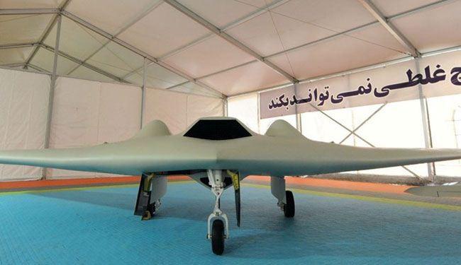 """مشاهد حصرية لتحليق طائرة """" """"RQ170 الايرانية+ فيديو"""