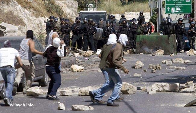 مواجهات بين فلسطينيين وقوات إسرائيلية بالقدس والضفة