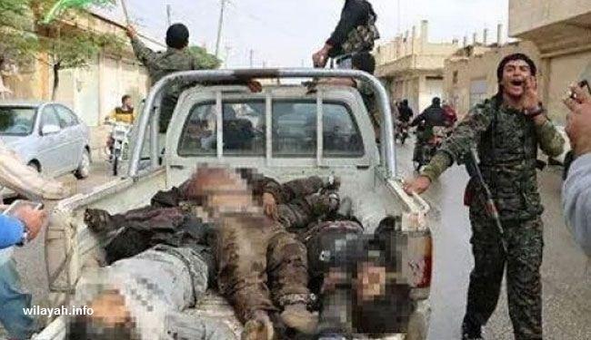 """نحو 1200 قتيل معظمهم من """"داعش"""" بمعارك عين العرب"""