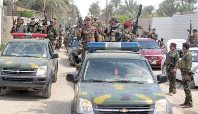 السيطرة على جسر سيد غريب وجثث داعش تملأ الطرقات