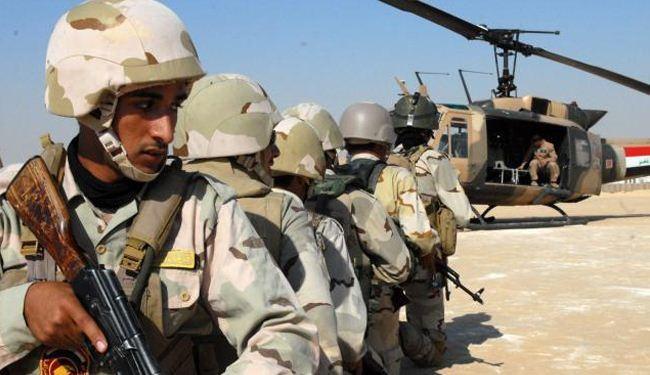 الجيش العراقي يتوعد برد حازم على قتل جنوده بالانبار