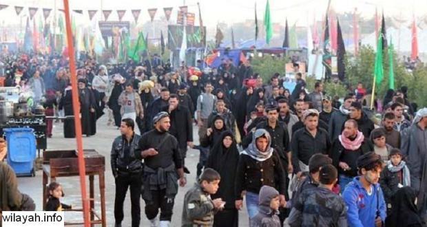 5 شهداء بهجوم استهدف زوار أربعينية الامام لحسين (ع) قرب بعقوبة