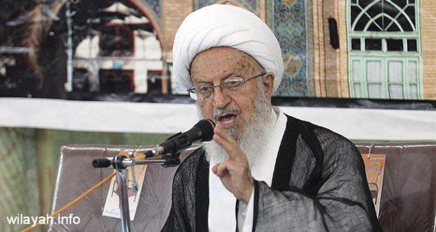 مرجع دين ايراني يحذر من المساس بالشيخ النمر