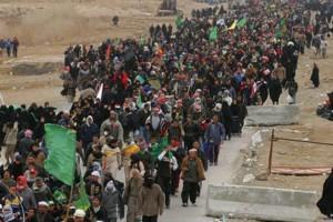 مسيرة الأربعين ثورة اسلامية عالمية ناعمة