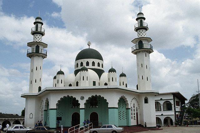 Port of Spain Mosque, Trinidad