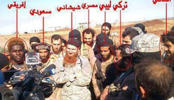 سوريا تخصص مكافأة مالية لمن يبلغ عن ارهابيين اجانب