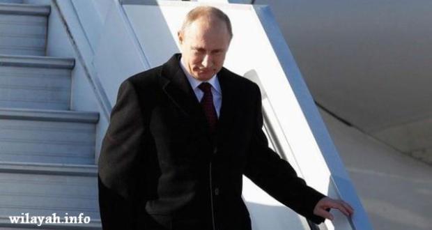 بوتين يصل الى مصر في زيارة هي الاولى منذ 10 اعوام
