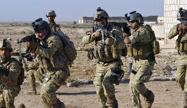 مقتل 8 انتحاريين حاولوا التسلل لقاعدة جوية غربي الانبار