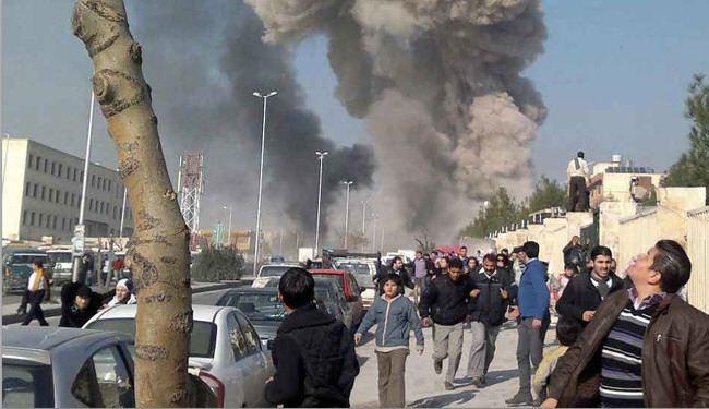 9 قتلى بينهم اطفال و20 جريحا بقصف للارهابيين على حلب