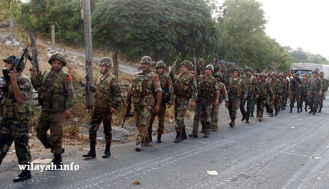 انباء عن دخول جيش سوريا نبّل والزهراء بعد معارك عنيفة