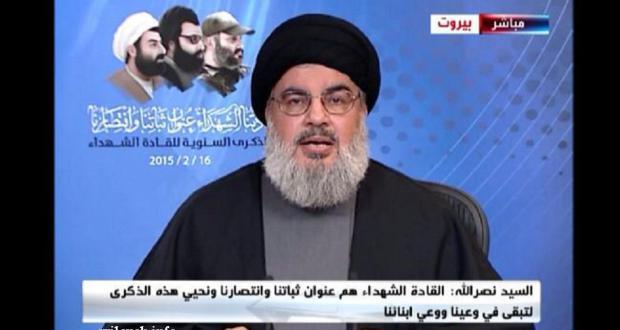 السيد نصرالله يدين جريمة داعش الوحشية في ليبيا