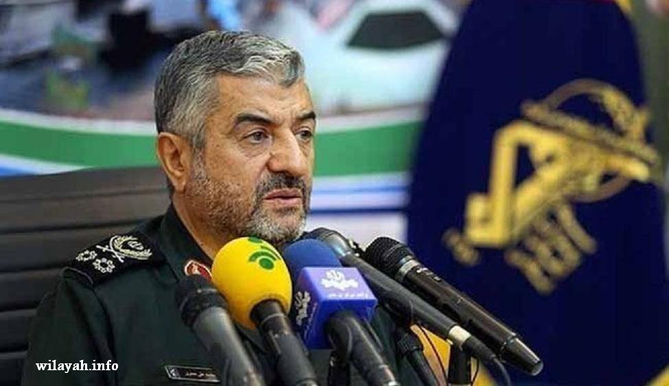 قوات ايران المسلحة تهيمن على مضيق هرمز والخليج الفارسي